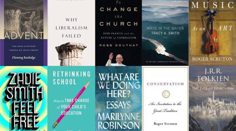 2018\'s Top Books – UNDERLYING ASSUMPTIONS